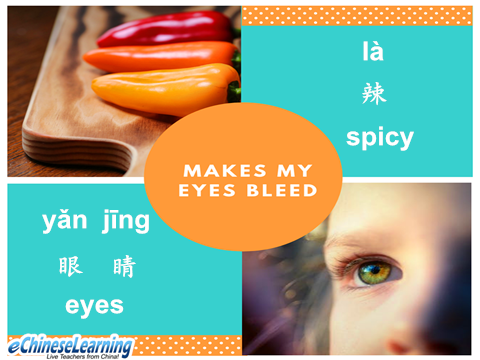 General Chinese Spicy Eyes