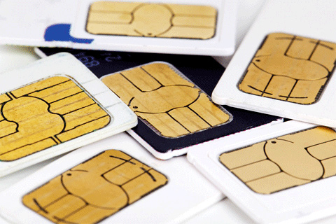Chinese General SIM Card