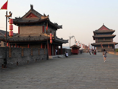 Chinese General Ancient Capitals