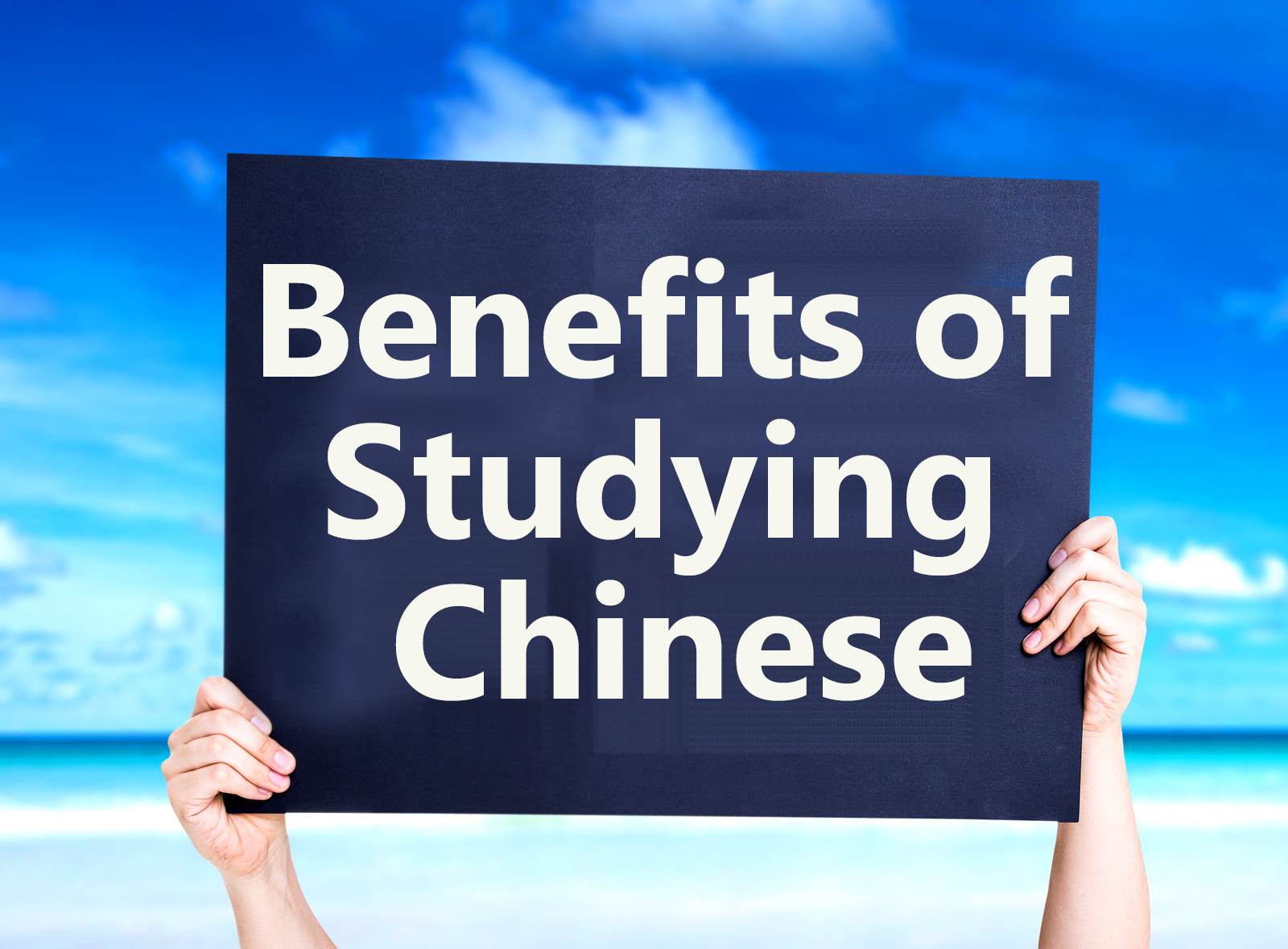 Benefits of studying Chinese