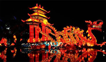 Learn Chinese traditional activities-Lantern Festival