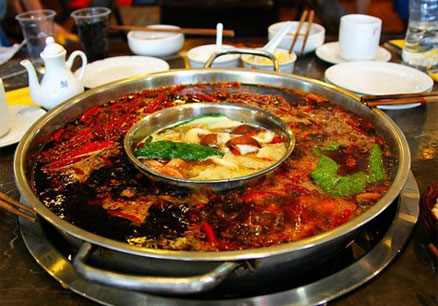 Chinese spicy hotpot