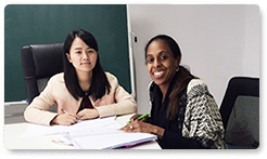 Mandarin Chinese immersion program