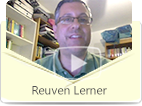Reuven Lemer, an Israeli citizen, is talking about his tremendous progress in Chinese learning and his satisfaction with eChineseLearning's professional services and teachers.