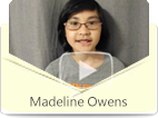 Madeline Owens was borned in China and now living in America, she is sharing how her teacher Penny from eChineseLearning has helped with her spoken Chinese and the memorable learning experience with eChineseLearning's immersion program in Xi'an.