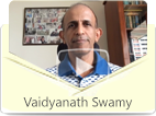 Vaidyanath Swamy, a businessman from Singapore, has been studying business Chinese with eChineseLearning for two years. eChineseLearning's flexible online class booking system and professional teachers make his Chinese learning enjoyable and effective.
