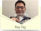 Ray has been studying Chinese at eChineseLearning for 5 years, and he likes his Mandarin teachers for their patience.