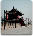 Mandarin Chinese immersion day trip-Xi'an Ancient City Wall