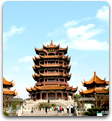 Mandarin Chinese immersion day trip-Yellow Crane Tower