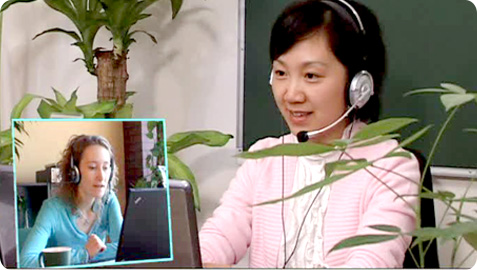 Chinese lessons on Skype