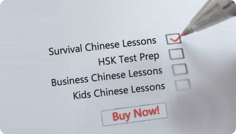 Business Chinese lessons level 1