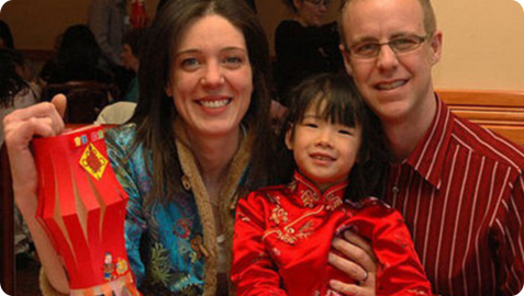 Chinese lessons for families with adopted children from China